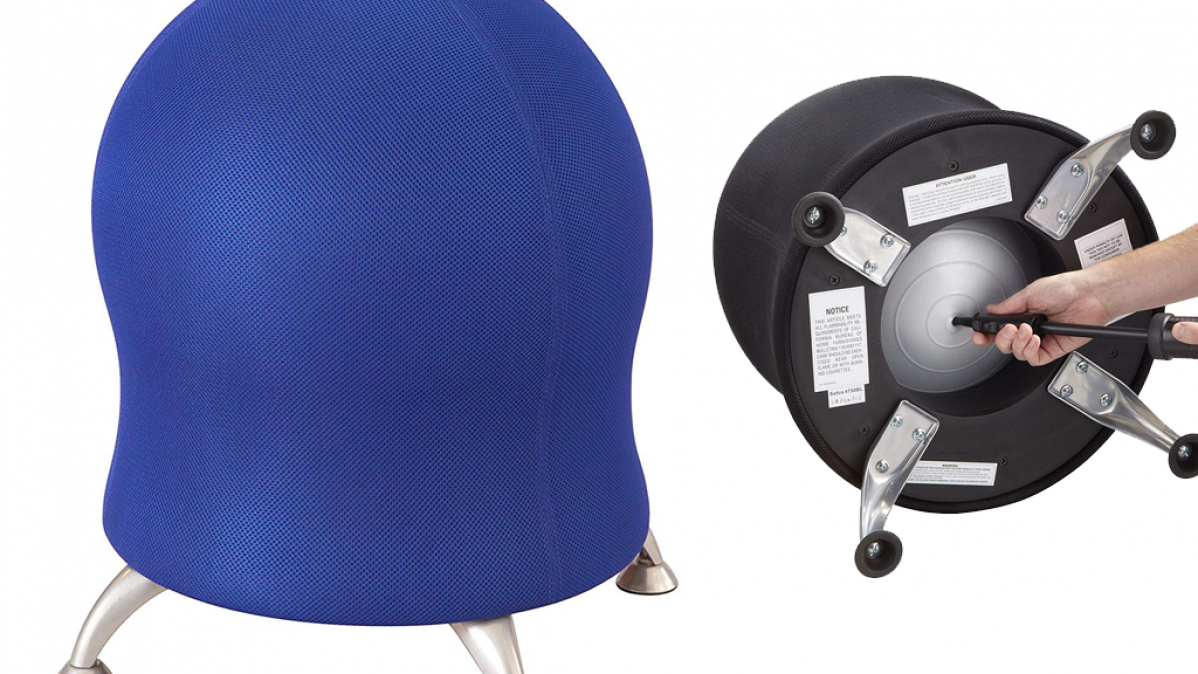 Alternative Zenergy Exercise Ball Chair