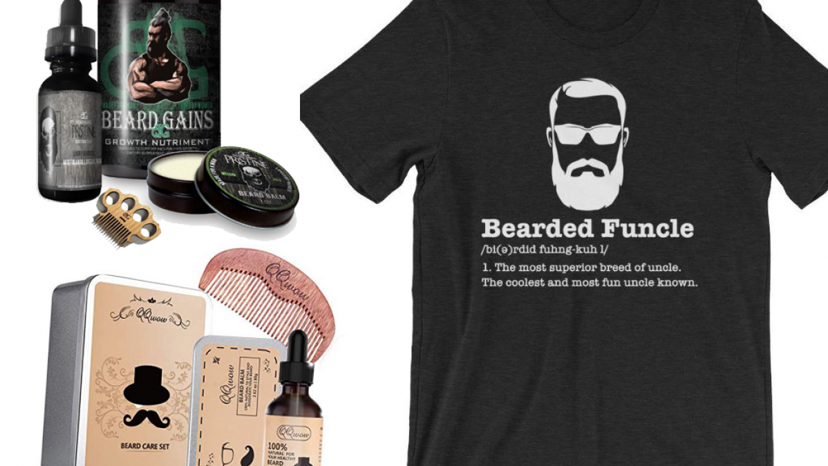 10 Gifts For People With Beautiful Beards