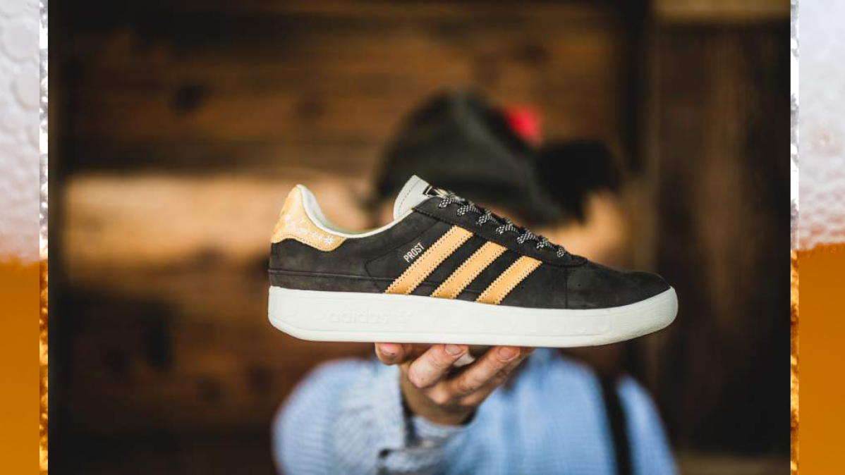 München Oktoberfest by Adidas Beer Proof Shoes