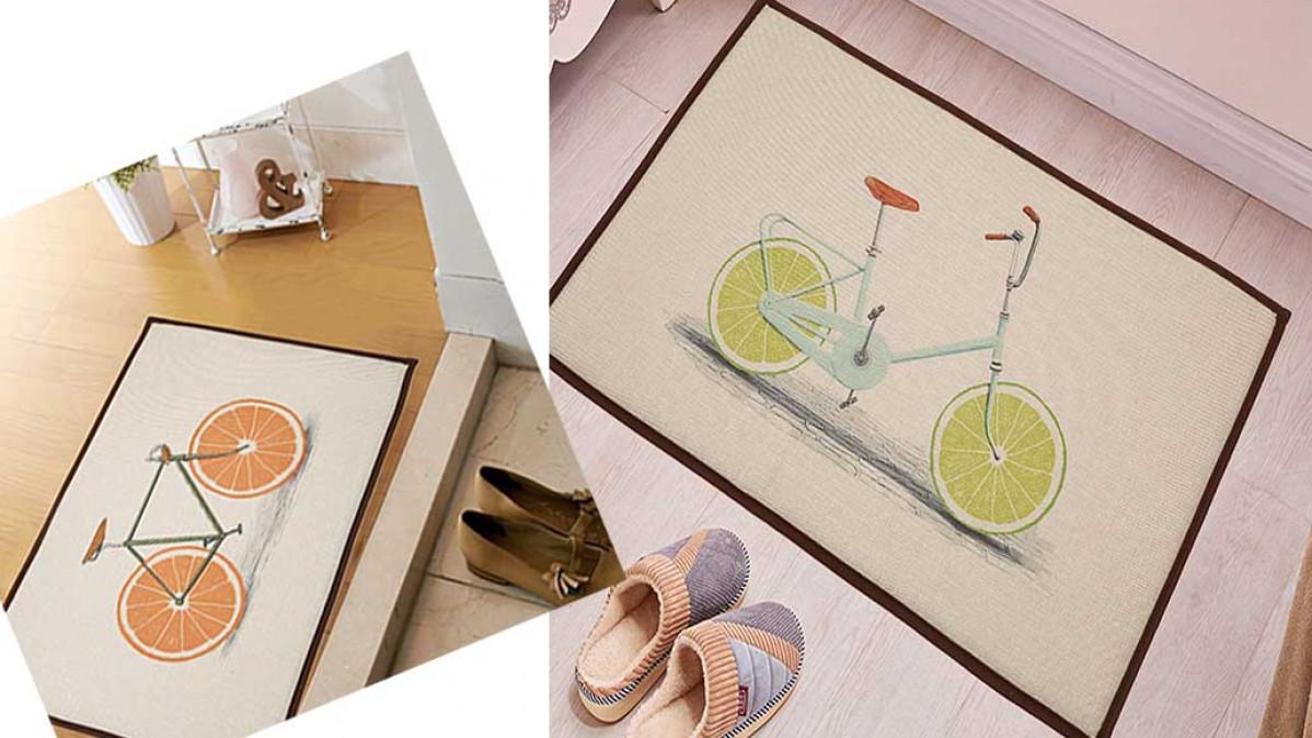 Bike Door Mats
