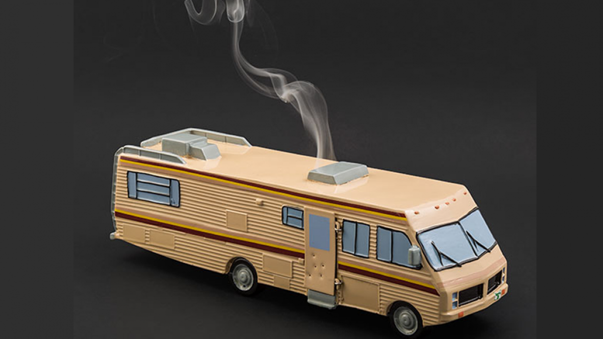 Fun Breaking Bad Incense Burner RV