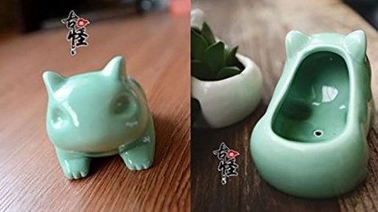 Pokemon Succulent Bulbasoar Planter