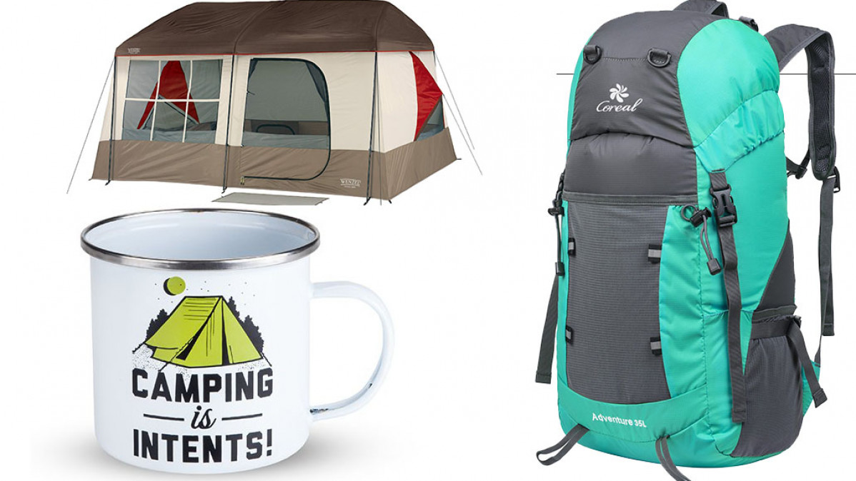 Camping Products For Adventurers