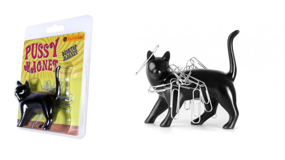 Cat Clip Magnet