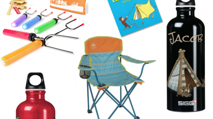 Fun and Useful Camping Stuff For Children