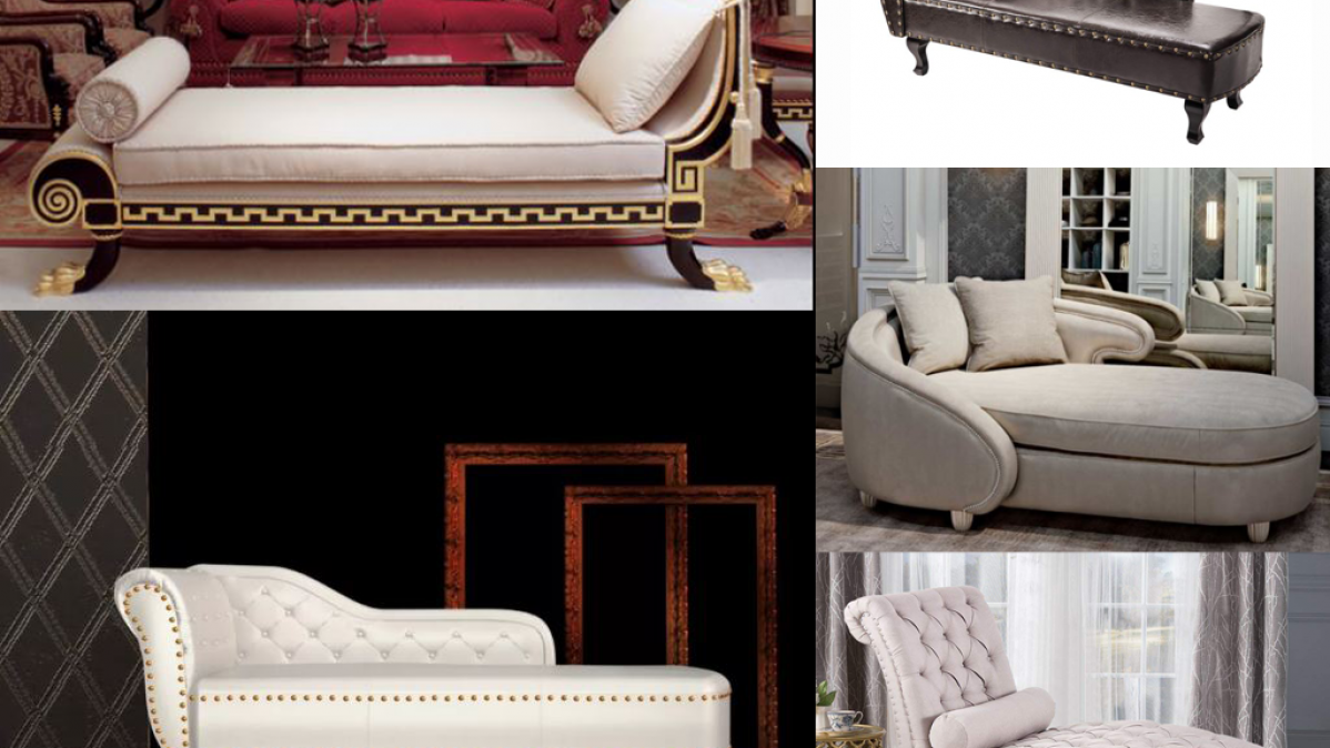 15 Super Fancy Chaise Couches to Chill on