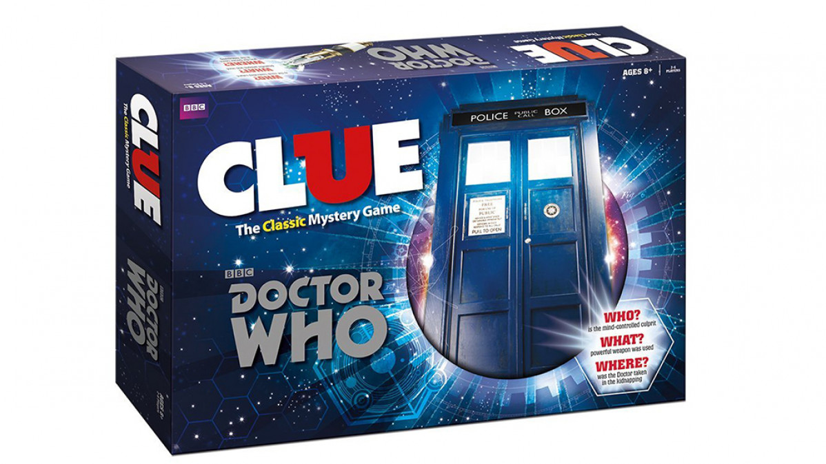 Doctor Clue Game