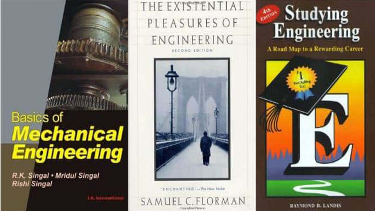10 Great Books For Aspiring Engineers