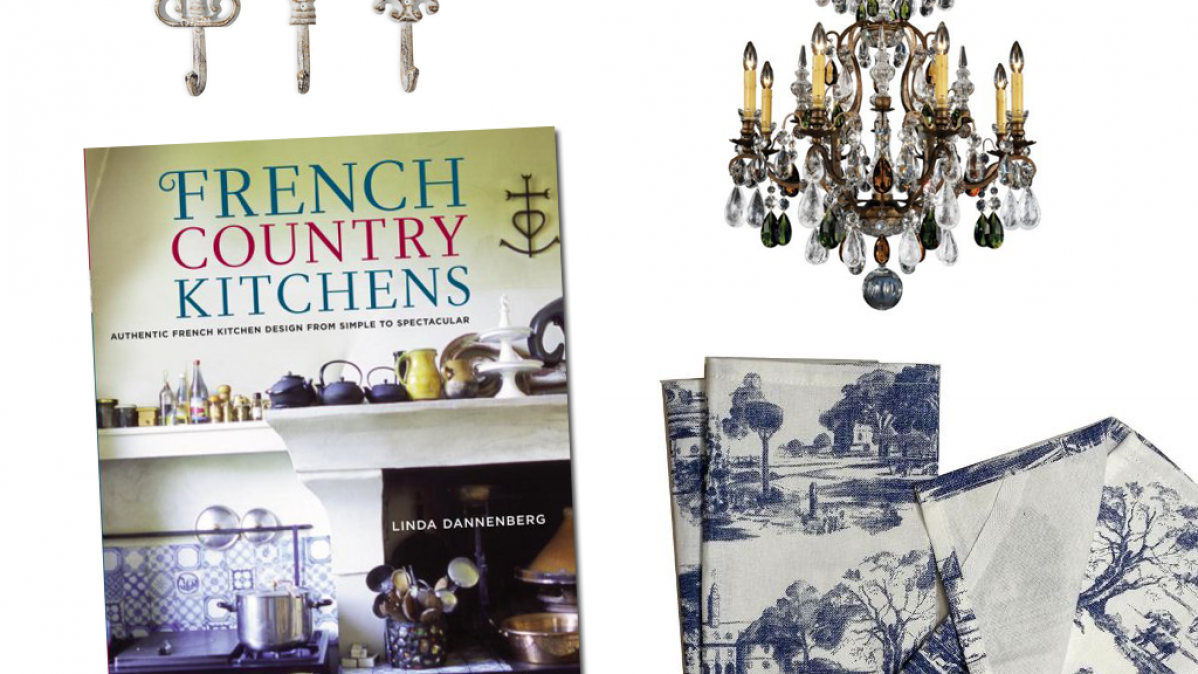 10 French Country Style Kitchen Ideas
