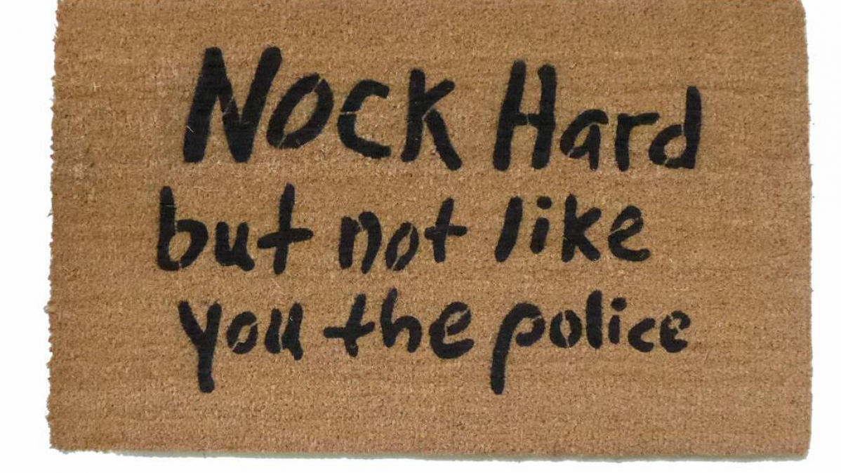 14 Funny Doormats To Welcome Guests