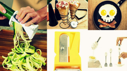 20 Cool Kitchen Gadgets