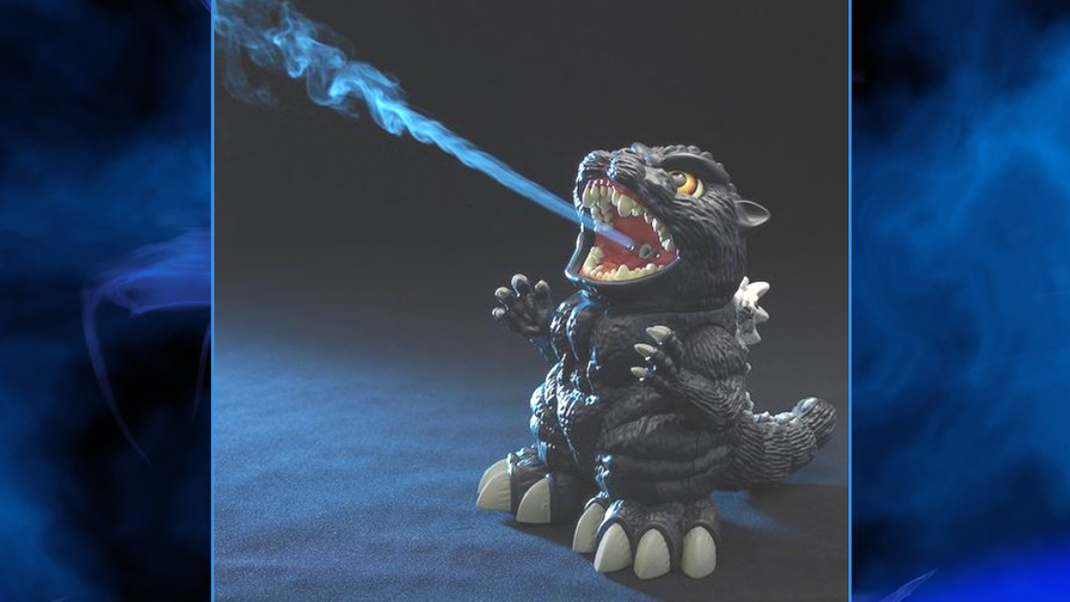 Monster Merchandise Humidifier King Godzilla