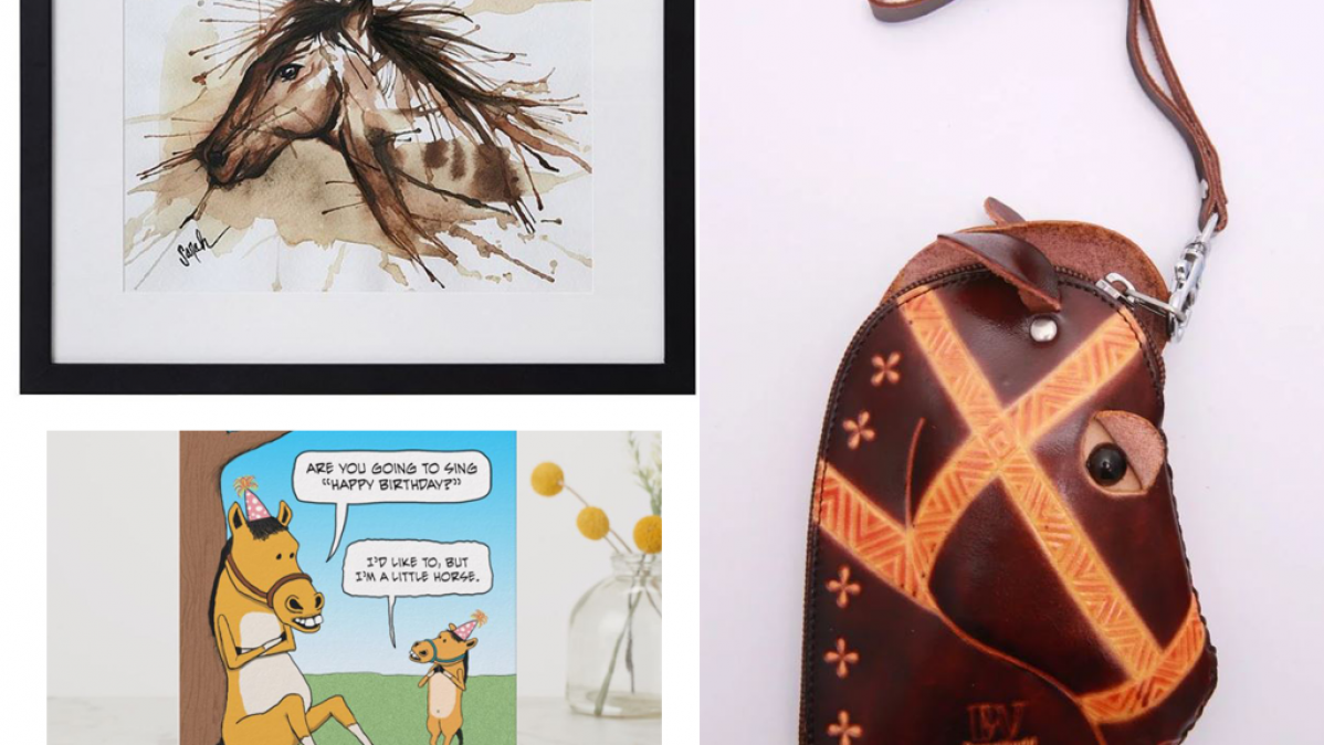 10 Horse Themed Gifts For Your Favorite Enthusiast