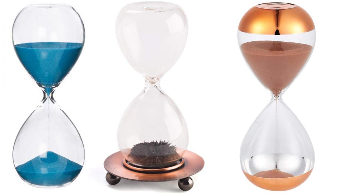 10 Beautiful And Interesting Hourglasses