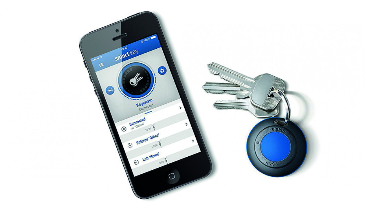 iPhone Smart Key