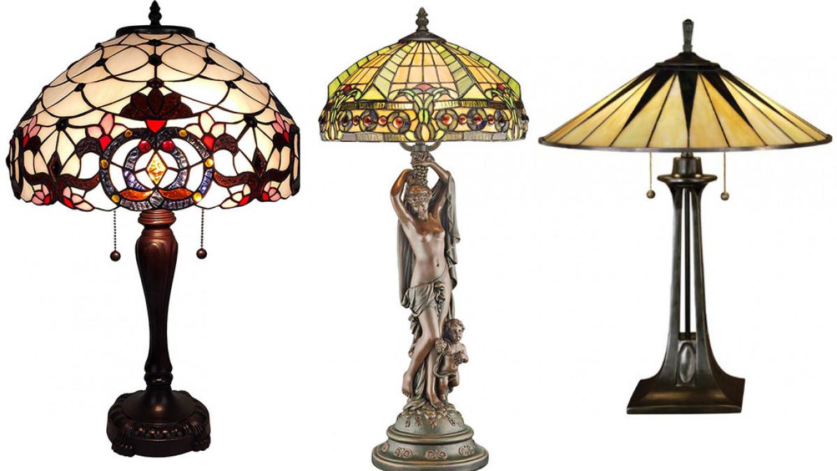 Beautiful Creative Art Deco Lamps