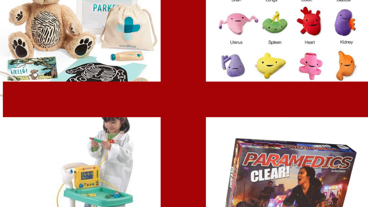Engaging Toys For Aspiring Medical Geniuses