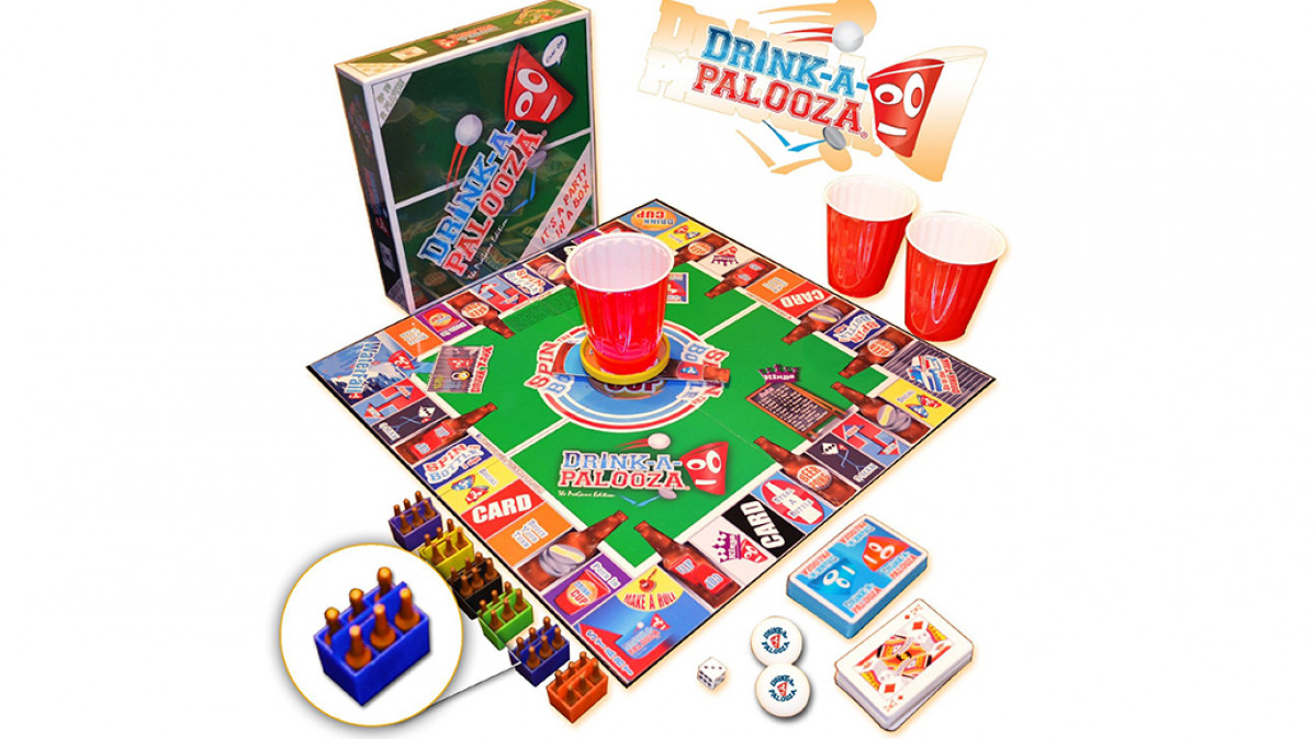 Ultimate Drinking Game