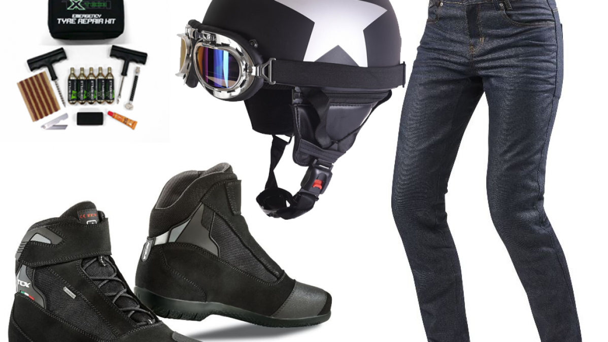 Unique and Cool Motorcycle Accessories
