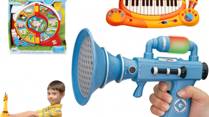 10 Noisy Toys To Give To Other People's Kids