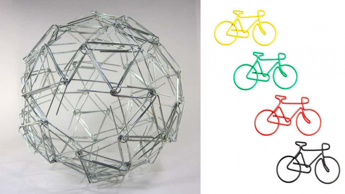 Top Ten Cool Things To Make With Paper Clips