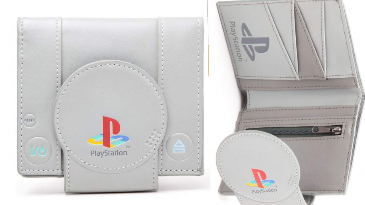 Cool Playstation Wallet For Sony Fans