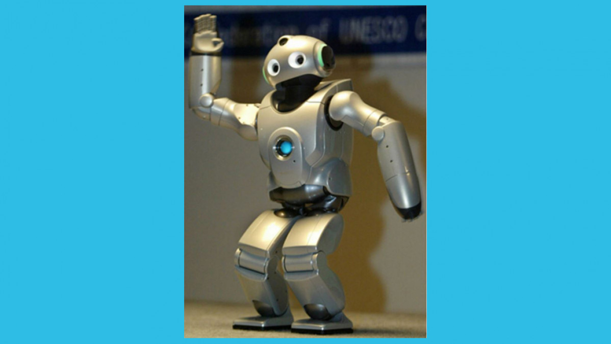 Sony QRIO Robot