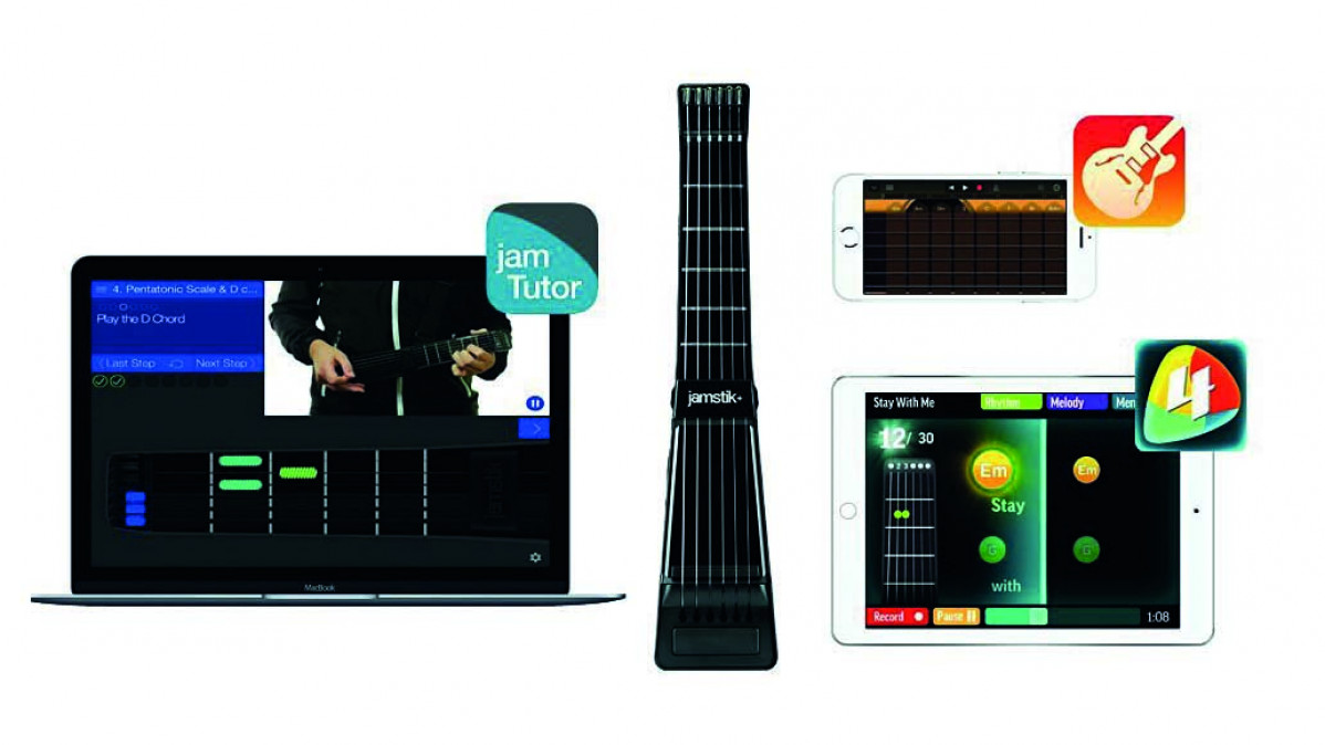 Portable Smart Guitar