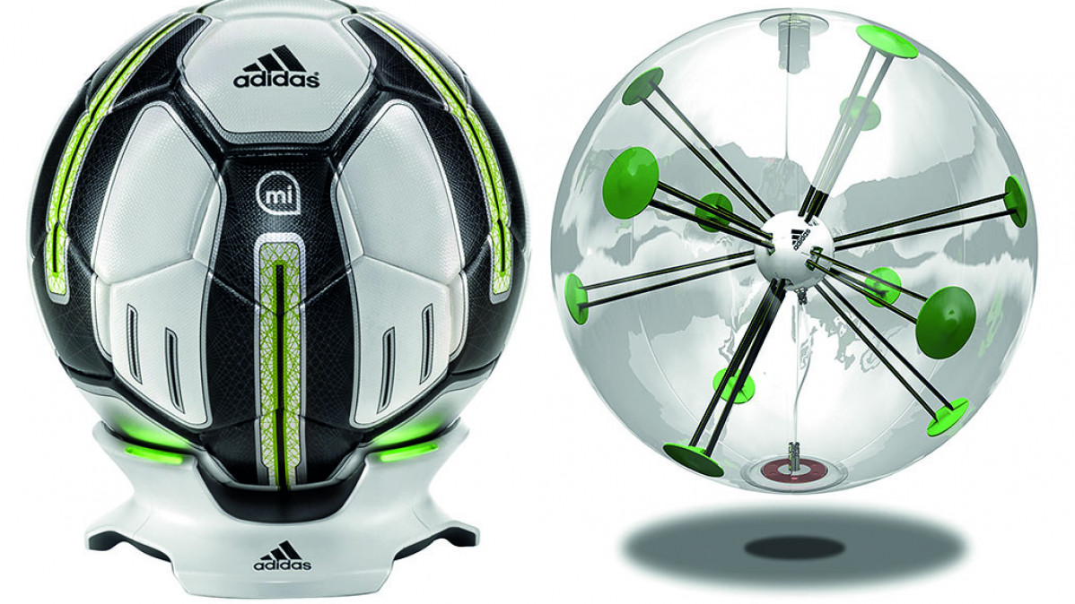 Smart Soccer Ball