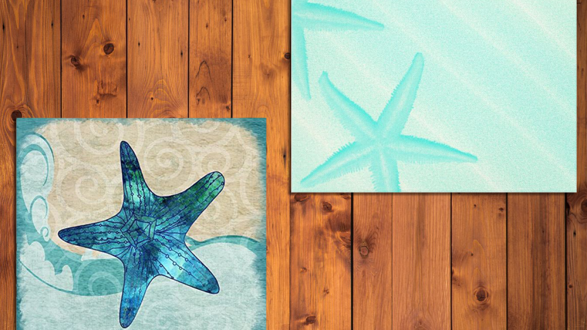 9 Unique and Stylish Starfish Wall Art Pieces