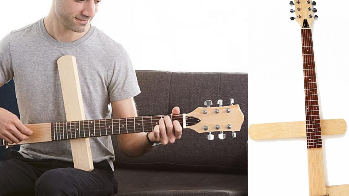 Modern Innovative Folding Travel Guitar