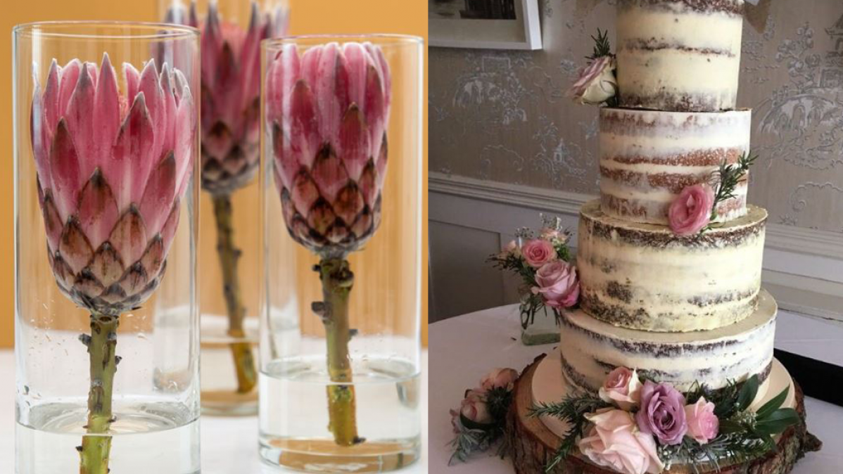10 Fabulous Wedding Centrepiece Ideas