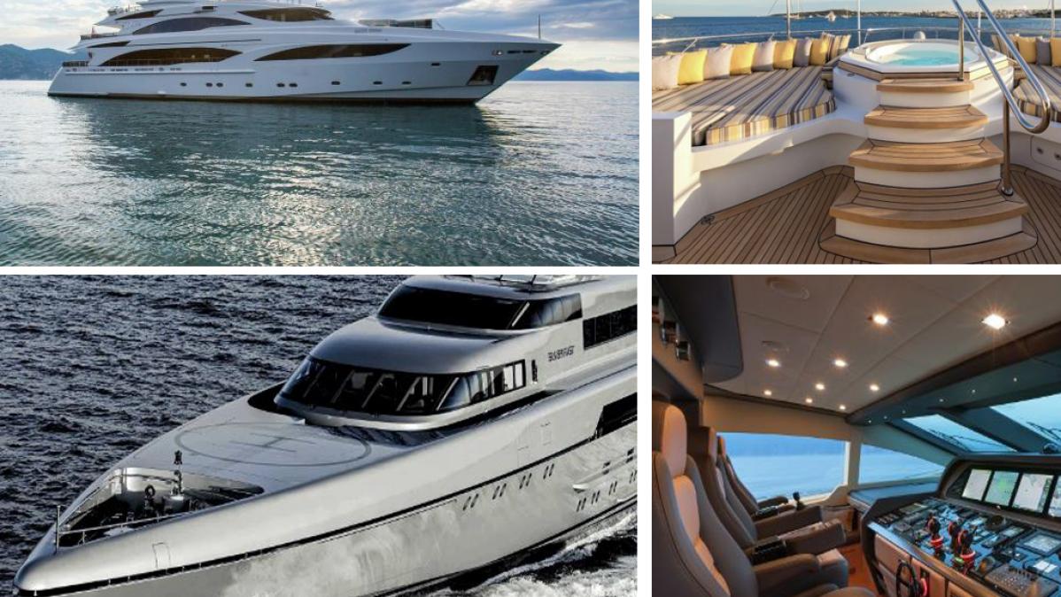 9 Amazing Modern Luxury Superyachts