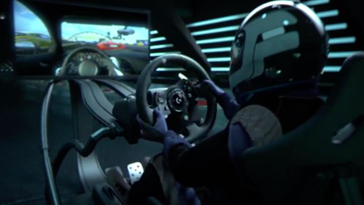 A Racing Wheel That'll Make Your Fastest Dreams Come True