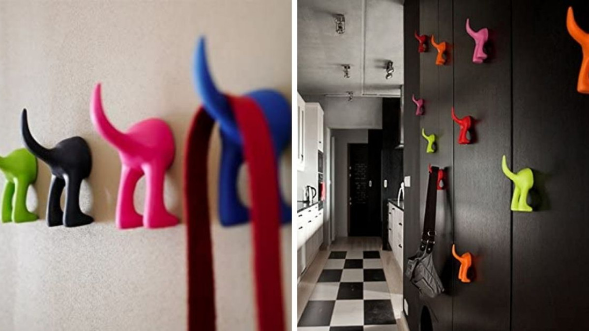 Useful Cute Leash Hooks
