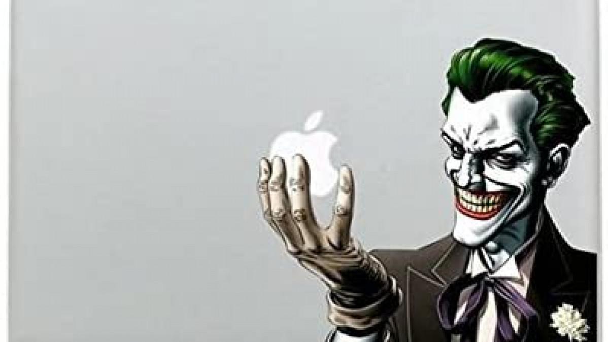 Joker Macbook Decal