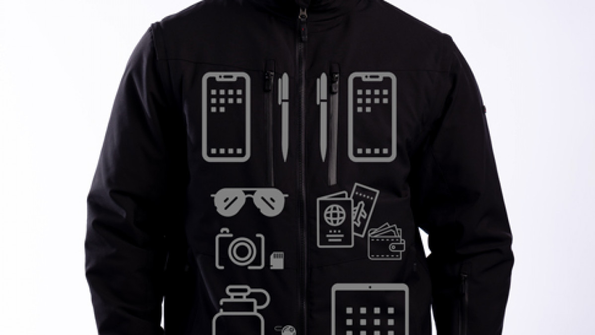 Store-Everything Jacket at Easiest