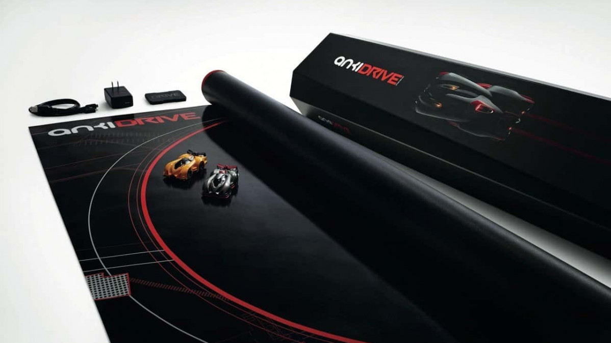 Anki Drive Intelligent Car