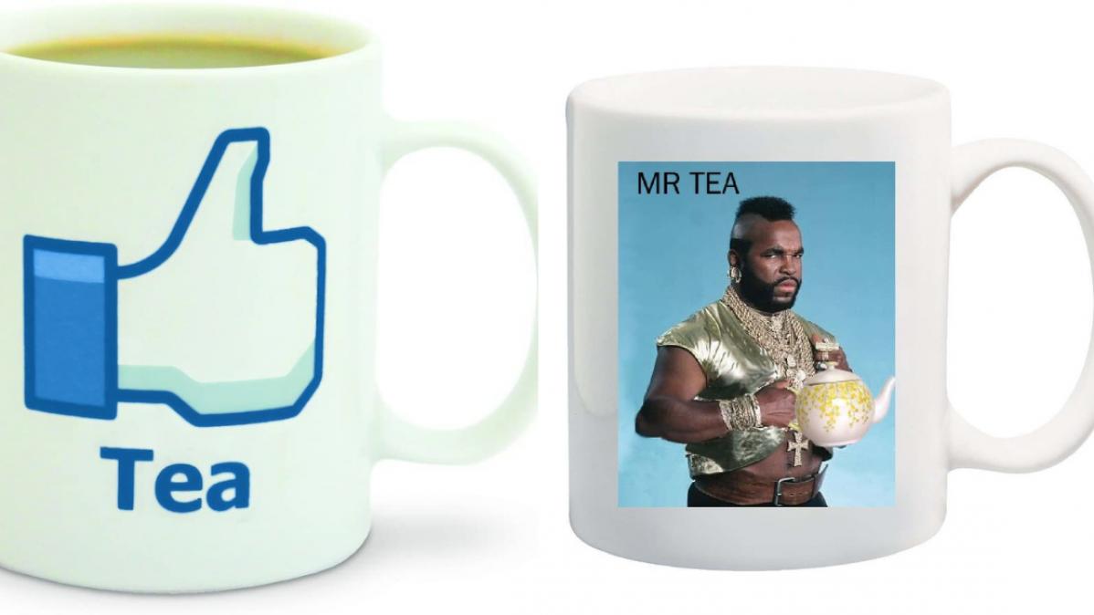 10 Funny Tea Mugs