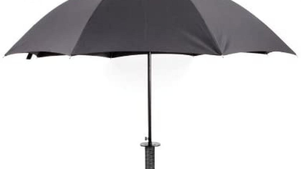 Samurai Ninja Umbrella
