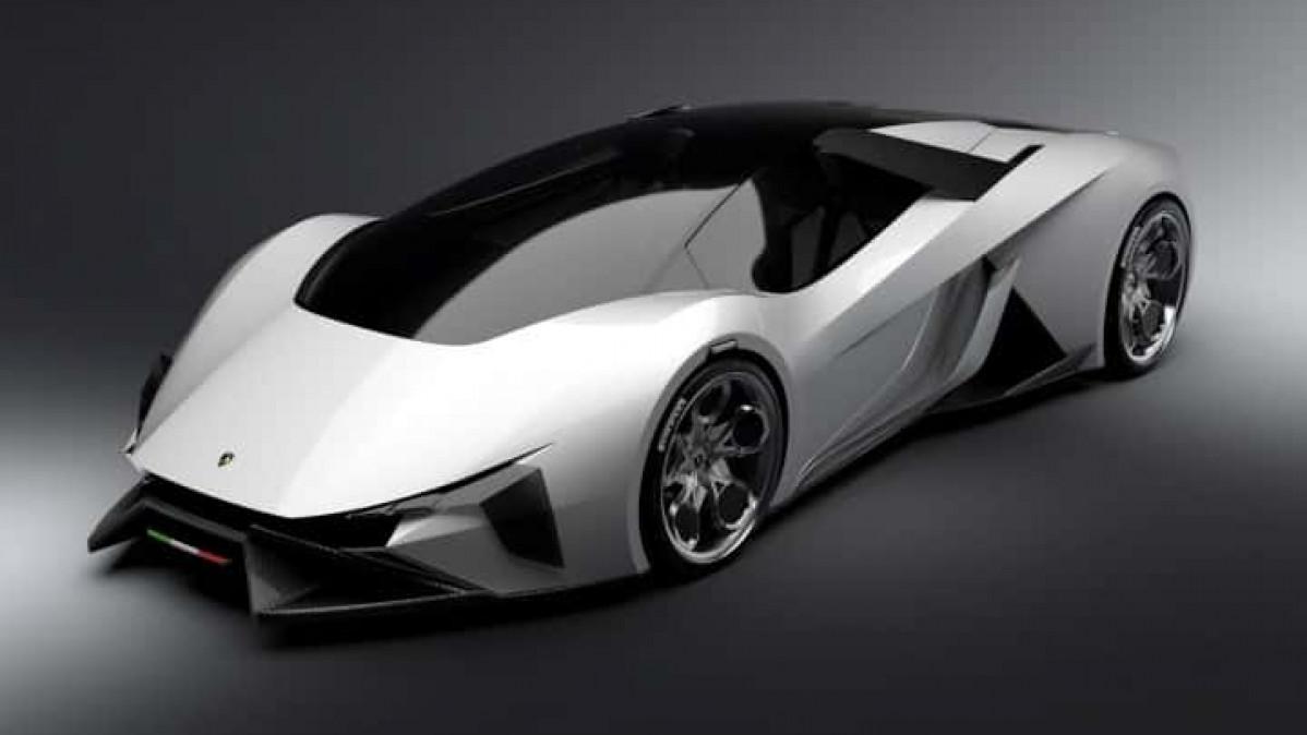 Lamborghini Diamante Concept Car