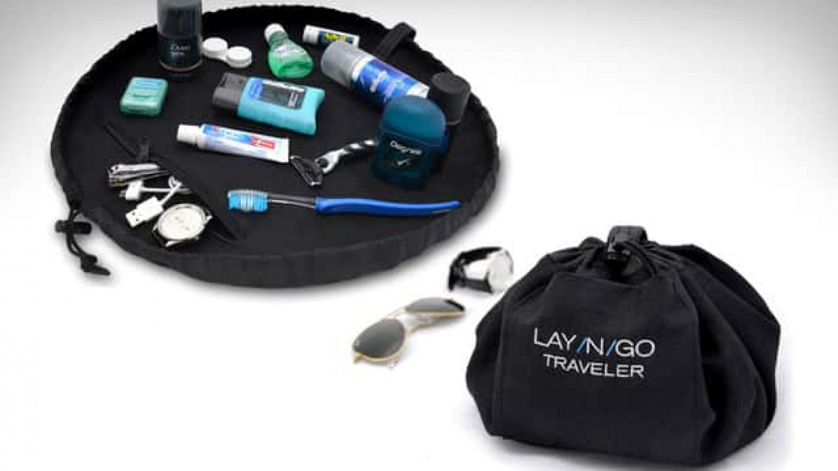 Lay And Go Traveler Bag