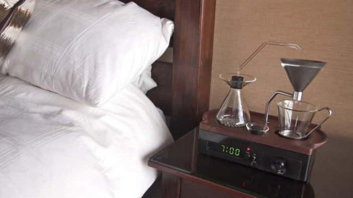 Perfect Way To Wake Up