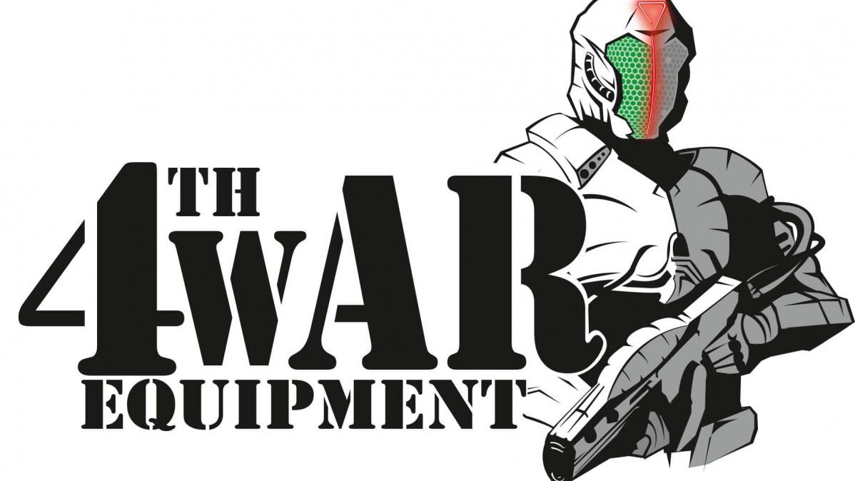 4th War Equipment Cardboard Table