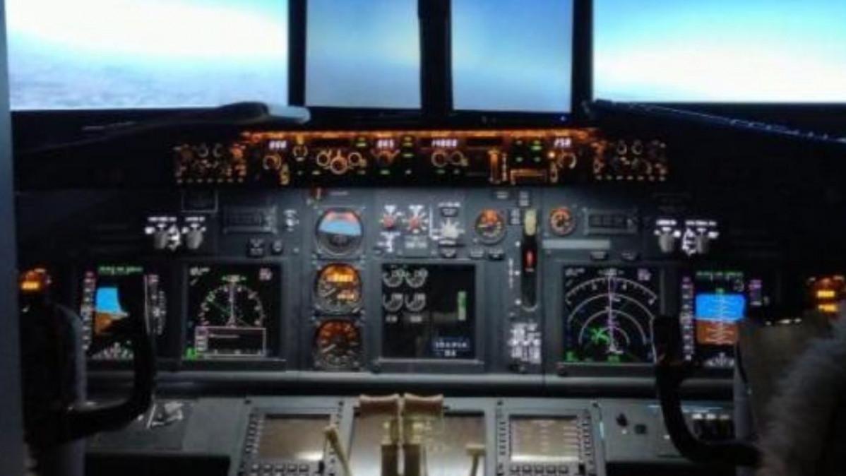 DIY Cockpit Simulator