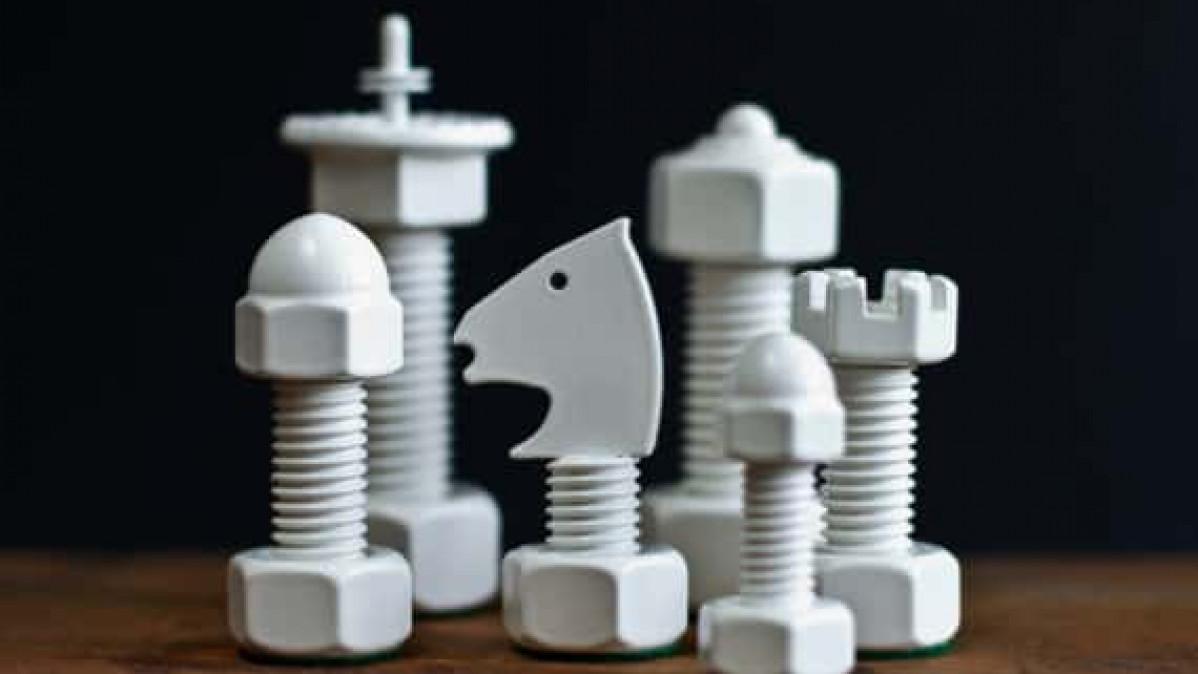 Classic Tool Chess Set