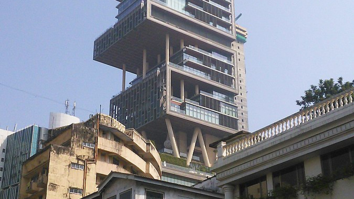 Billion Dollar House