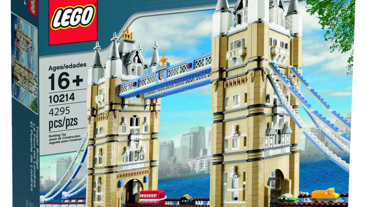 LEGO Hack Bridge