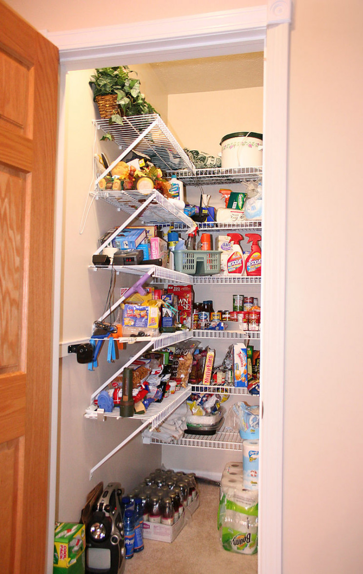 10 Tricks for Improved Kitchen Organization