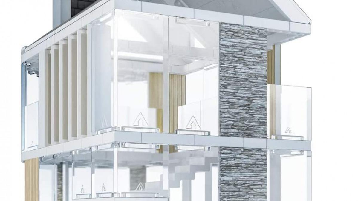 THE ULTIMATE ARCHITECTURE MODEL